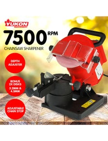 Yukon Electric chainsaw sharpener FY220
