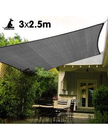 Wallaroo Rectangular Shade Sail 3m x 2.5m