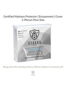 Mattress Protector, Anti Allergy, 18-24cm Height