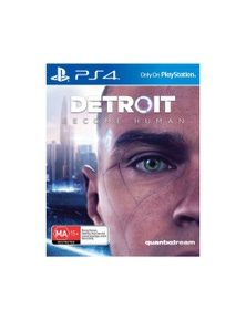 Sony Playstation 4 Detroit Become Human Game