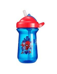 Marvel Spider-Man Baby/Toddler Flip Top Straw Cup