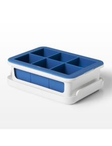 OXO Good Grips Covered Silicone Ice Cube Tray