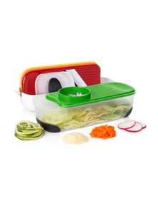 OXO Good Grips Spiralize, Grate and Slice Set