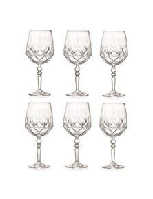 RCR Mixology Alkemist Cocktail Goblet 667ml - Set of 6