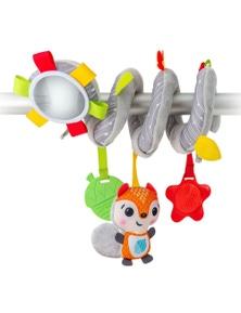 Benbat Dazzle Spiral Toy