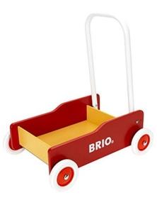 BRIO Toddler - Toddler Wobbler (red/yellow)