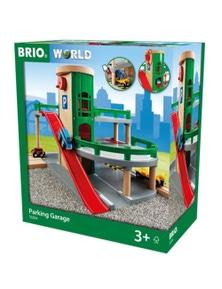 BRIO Destination - Parking Garage, 7 pieces