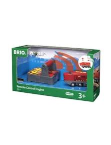 BRIO Train - Remote Control Engine, 2 pieces