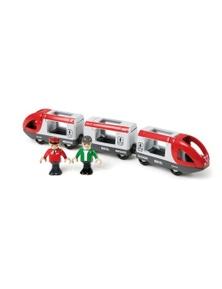 BRIO Train - Travel Train, 5 pieces