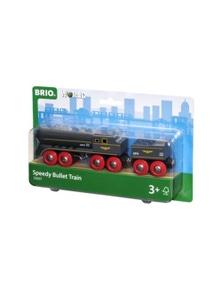 BRIO Train - Speedy Bullet Train, 2 pieces