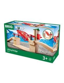 BRIO Bridge - Lifting Bridge, 3 pieces