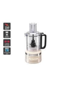 Kitchen Aid Food Processor 7 Cup - Almond Cream