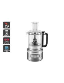 Kitchen Aid Food Processor 7 Cup - Contour Silver