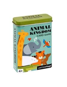 Petit Collage Animal Kingdom Card Game