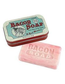Archie McPhee Bacon Soap