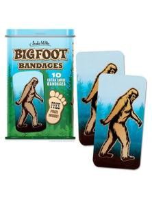 Archie McPhee Bigfoot Bandages