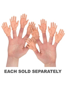Archie McPhee Hand Finger Puppets