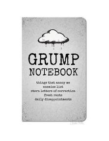Archie McPhee Big Grump Notebook