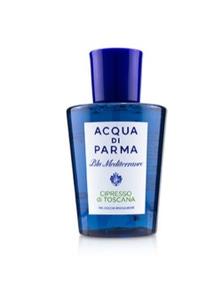 Acqua Di Parma Blu Mediterraneo Cipresso Di Toscana Reinvigorating Shower Gel