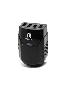 Mozbit 3.4A 4-Port USB Wall Charger