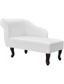Chaise Lounge Artificial Leather