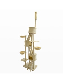 Paw Mate Cat Tree Scratcher Paradise