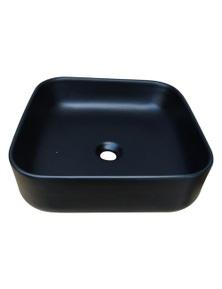 Bathroom Square Above Counter Ceramic Wash Basin