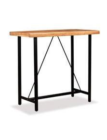Bar Table Solid Sheesham Wood