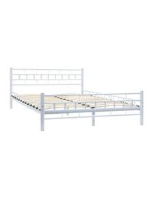 Bed Frame Slatted Base Block Design