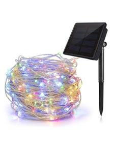 200 LEDs Solar String Lights
