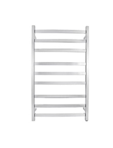 Square Electric Heated Towel Rack 9 Bars