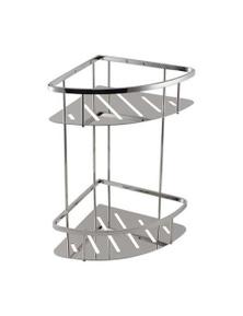 2 Tier Shower Caddy Shelf