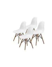 La Bella Replica Eames Dsw Dining Chair White