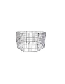 Paw Mate 8 Panel Foldable Pet Playpen 30 Inch