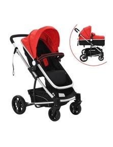 2in1 Baby Stroller Pram Aluminium
