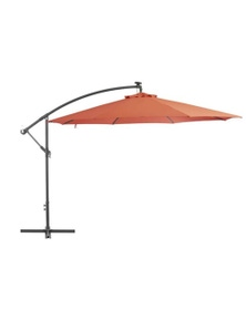 Cantilever Umbrella With Aluminium Pole