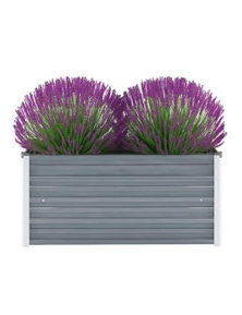Garden Planter Galvanized Steel
