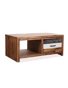 Coffee Table Solid Acacia Wood