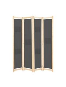 4 Panel Room Divider Fabric