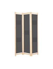 3 Panel Room Divider Fabric