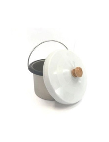 Wax Pot Insert Lid Aluminium Replacement Container Warmer