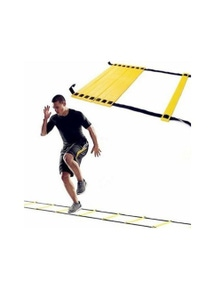 Morgan Sports Adjustable  Speed And Agility Ladder
