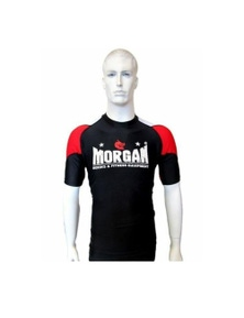 Morgan Sports Compression Wear Short Sleeve
