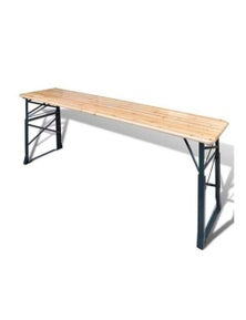 Foldable Beer Table