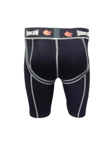 Dragon Compression Shorts With Triflex Groin Cup