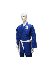 Dragon Blue  Judo Weave Uniform