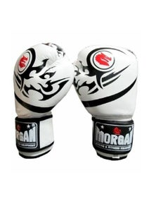 Morgan Sports Boxing And Muay Thai Leather Gloves