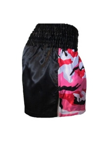 Morgan Sports 50 50 Diabla Muay Thai Shorts