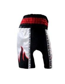 Morgan Sports V2 Flame Muay Thai Shorts