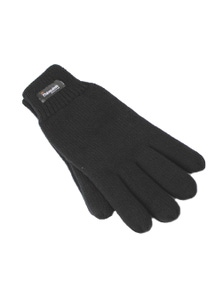 Dents THINSULATE Gloves Winter Warmers Snow Ski Knitted Fleece Thermal Plain New